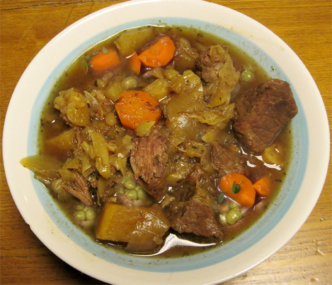 Lamb Stew Basic Recipe picture