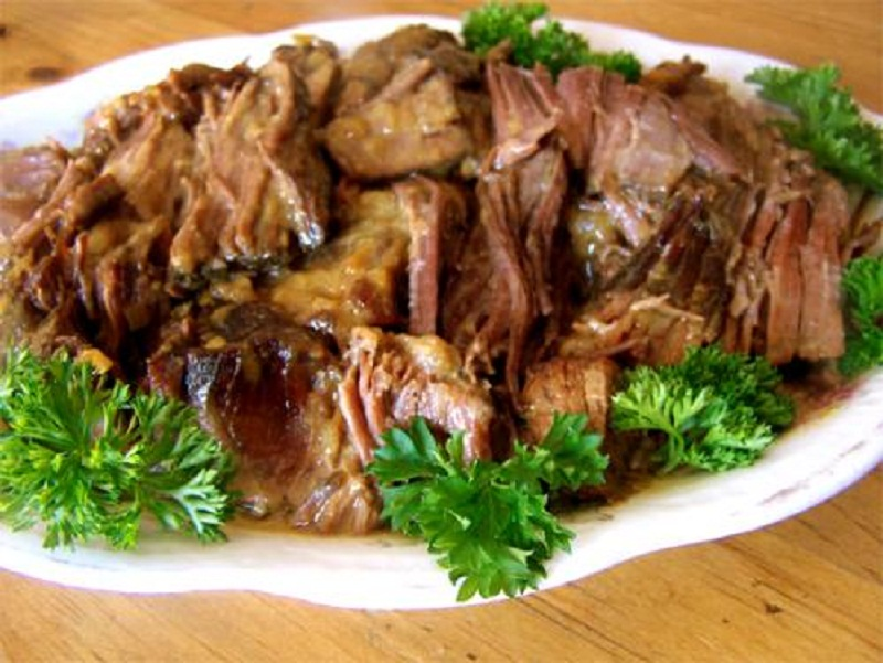Larded Herb Pot Roast picture