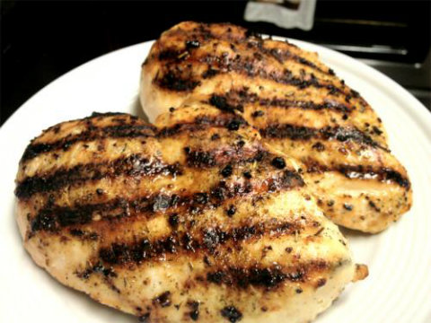 Nyonya Style Grilled Lemon Chicken picture