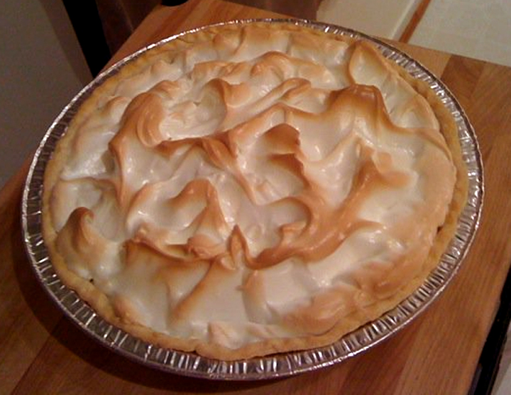 Lemon Angel Pie picture