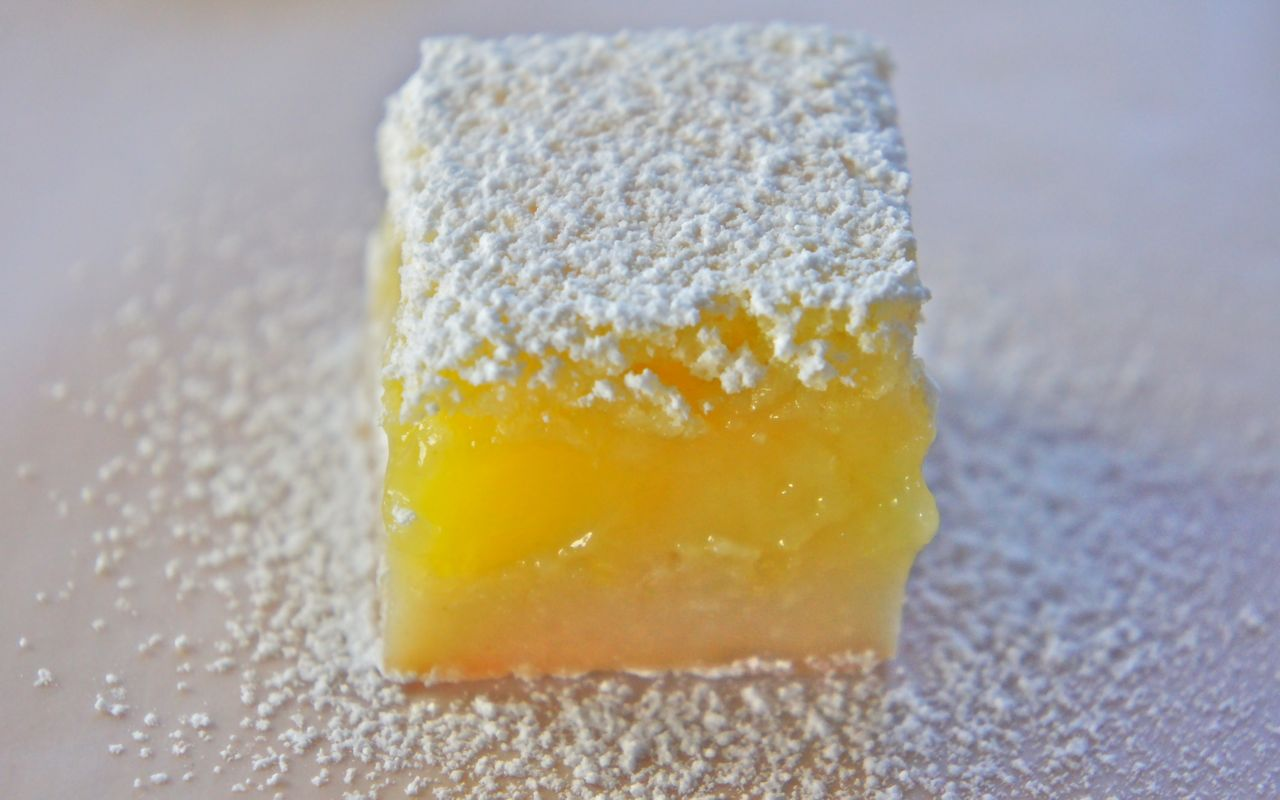 Lemon Bar Bites picture