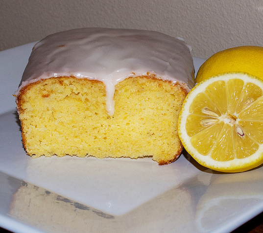 Lemon Cake Dessert picture