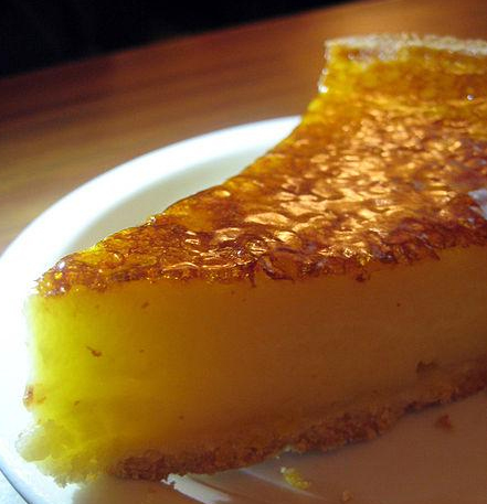 Lemon Cheese Tart picture