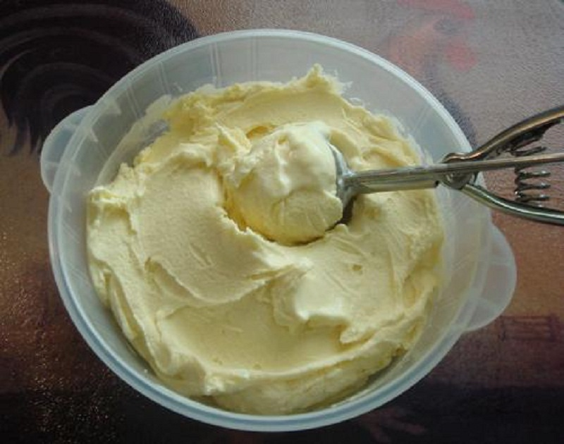 Lemon Cream Ice picture