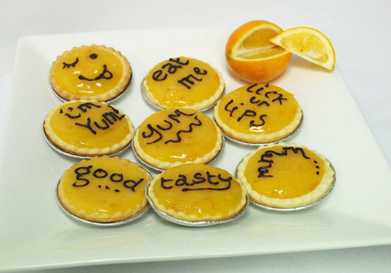 Mrs. Wintle's  Lemon Curd Tarts picture