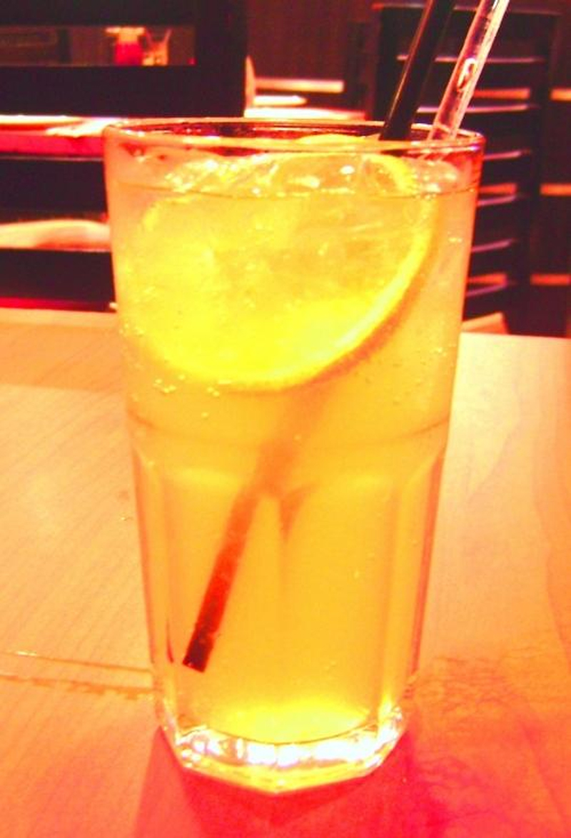 Orange Or Lemon Drink picture