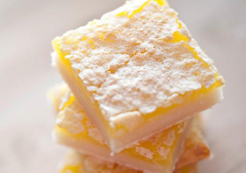 Lemon Meringue Bars picture
