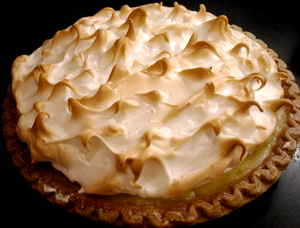 Lemon Meringue Pie picture