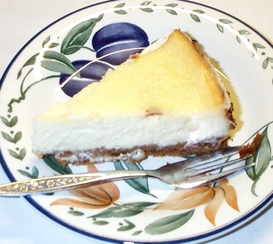 Lemon Party Cheesecake picture