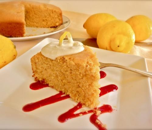 Lemon Pudding Cake picture