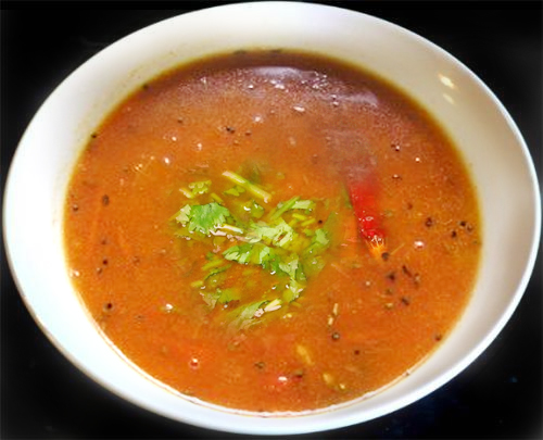 Lemon & Tomato Rasam picture
