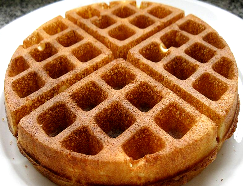 Lemon Waffles picture