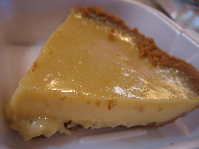 Lemonade Pie picture