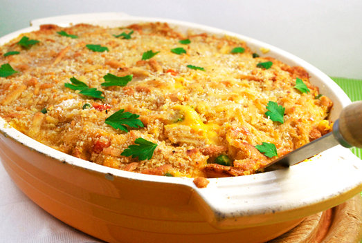 Lemony Tuna Casserole picture
