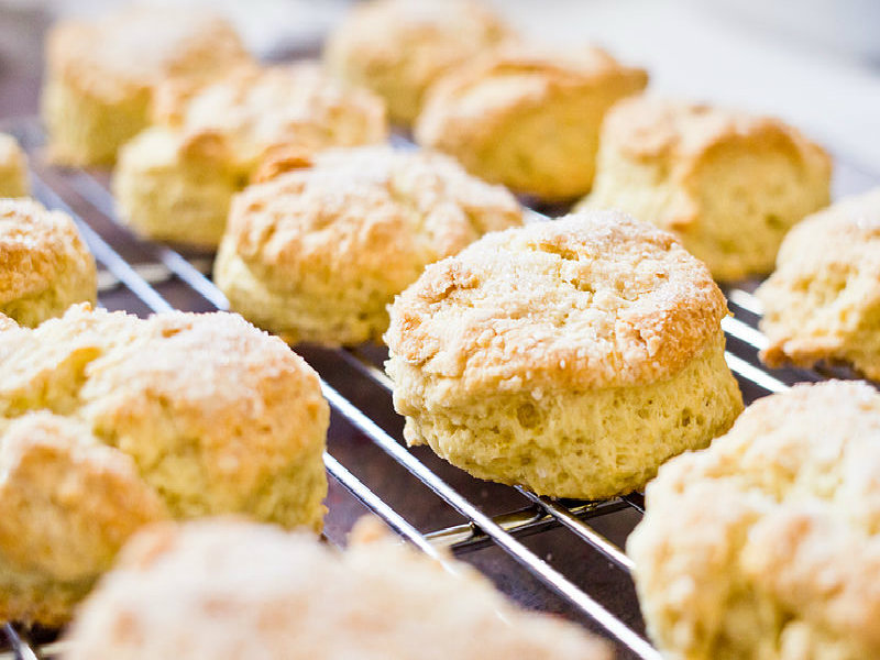 Zesty Lemon Scones picture