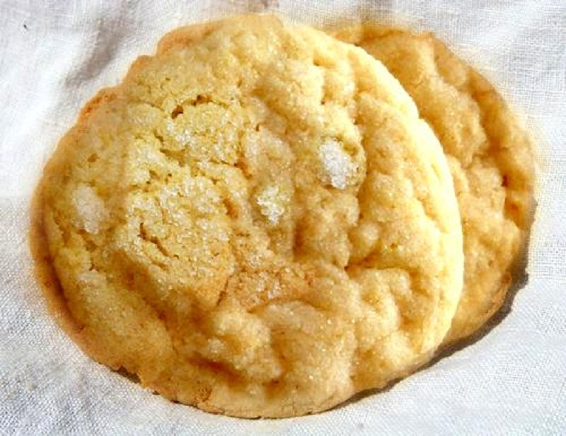 Lime Sugar cookies picture