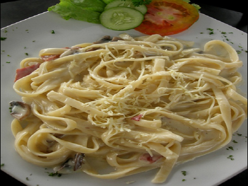 Linguine with Lemon picture
