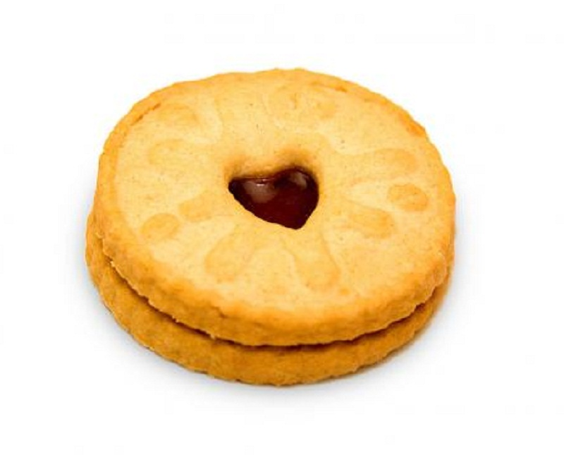 Linzer Cookies picture
