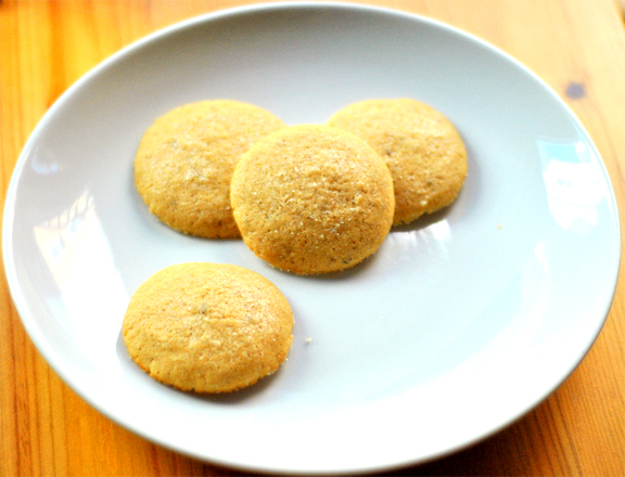 Little Vanilla Cookies picture
