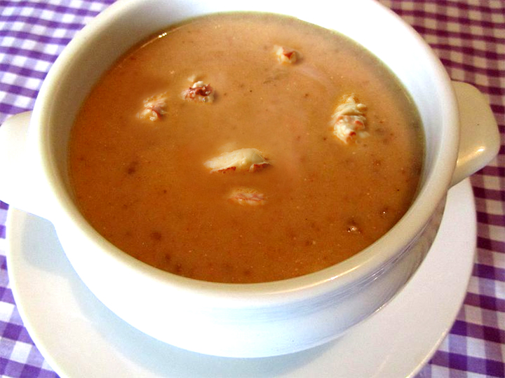 Lobster Bisque picture