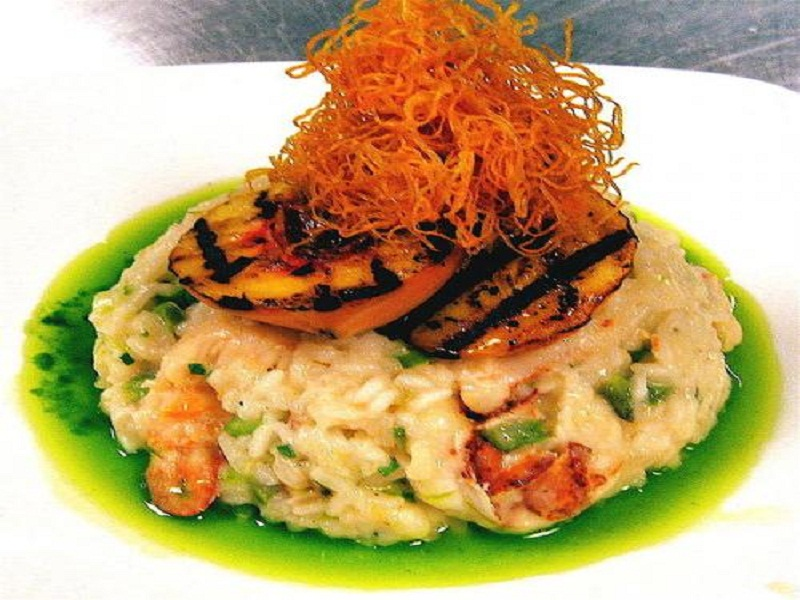 Lobster Crame Risotto picture