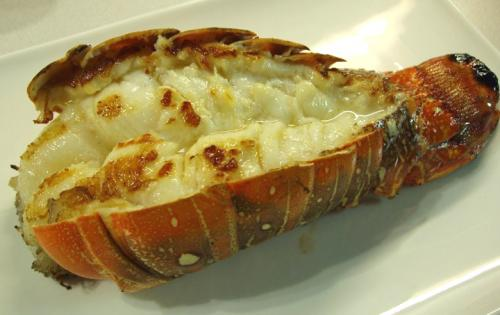 Lemon Flavored Lobster Tails picture