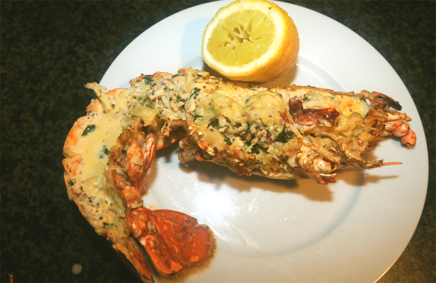Lobster Thermidor picture