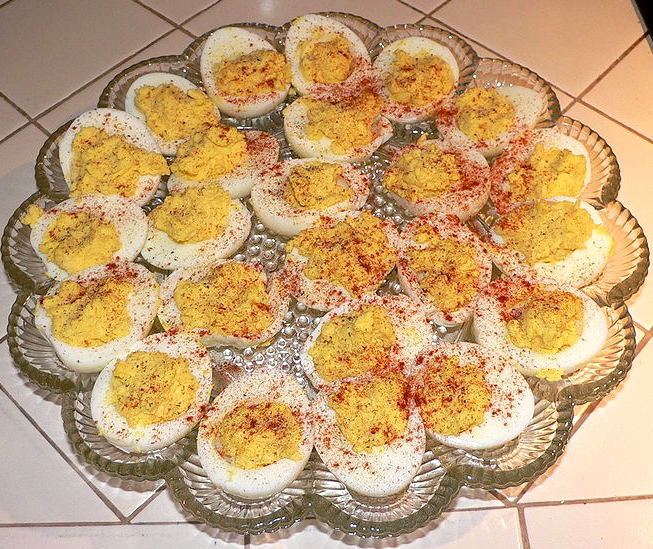 Louella's Deviled Eggs picture