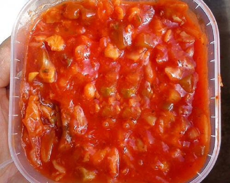 Louisiana Creole Sauce picture