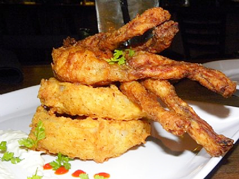 Fried Frogs' Legs picture