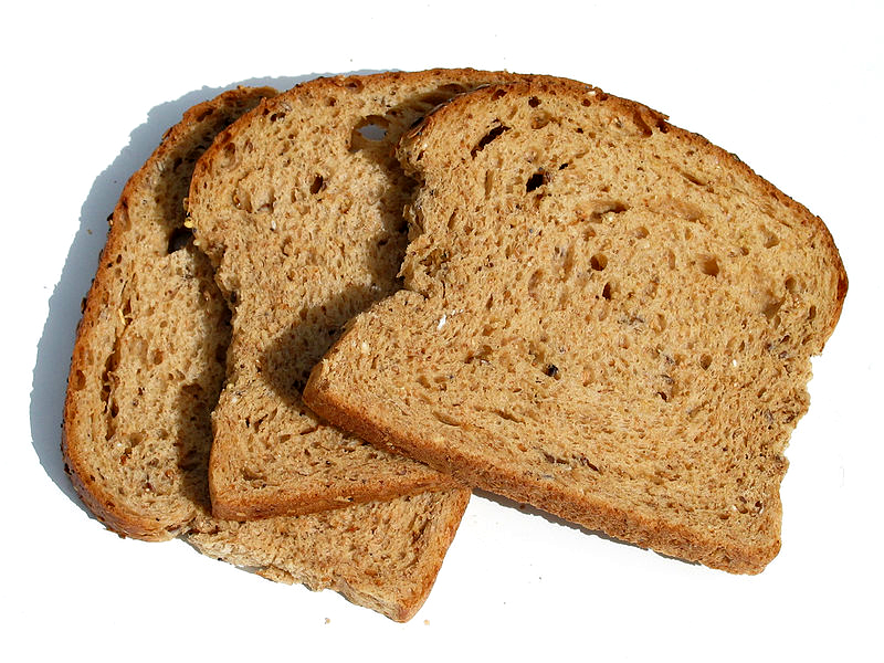 Low Calorie Brown Bread picture