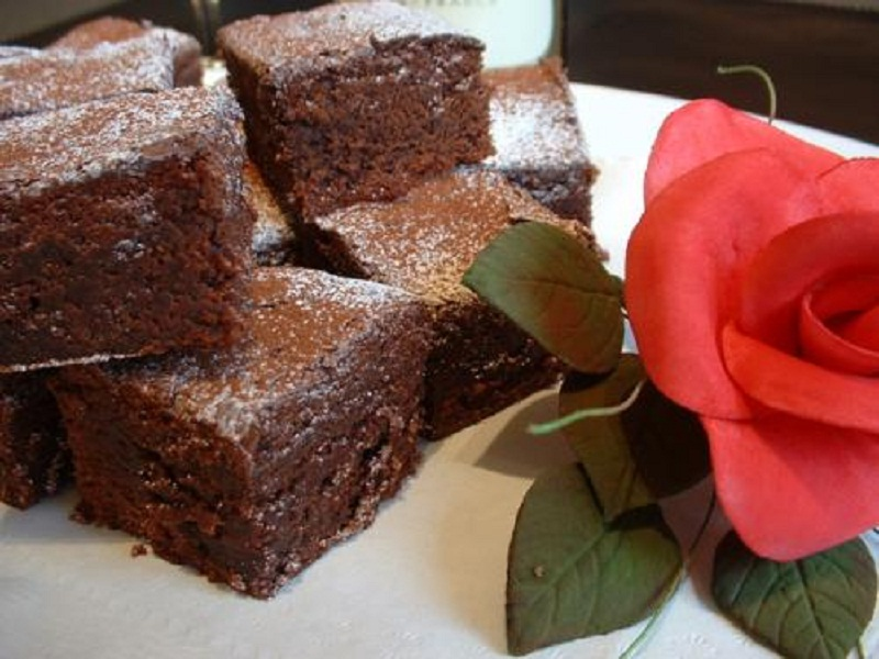 Low Fat Cocoa Brownies picture