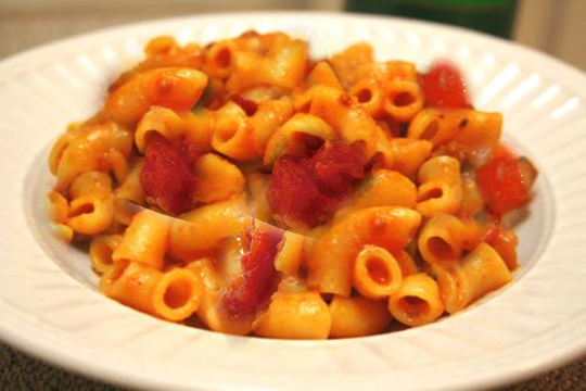 Macaroni And Tomato picture
