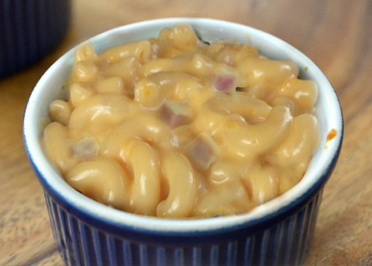 Macaroni Cheese Cups  picture