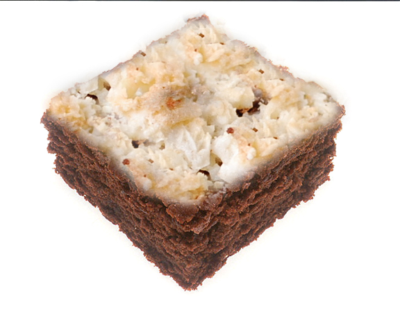 Macaroon Brownies picture