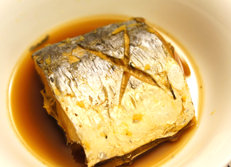 Mackerel In Cider picture