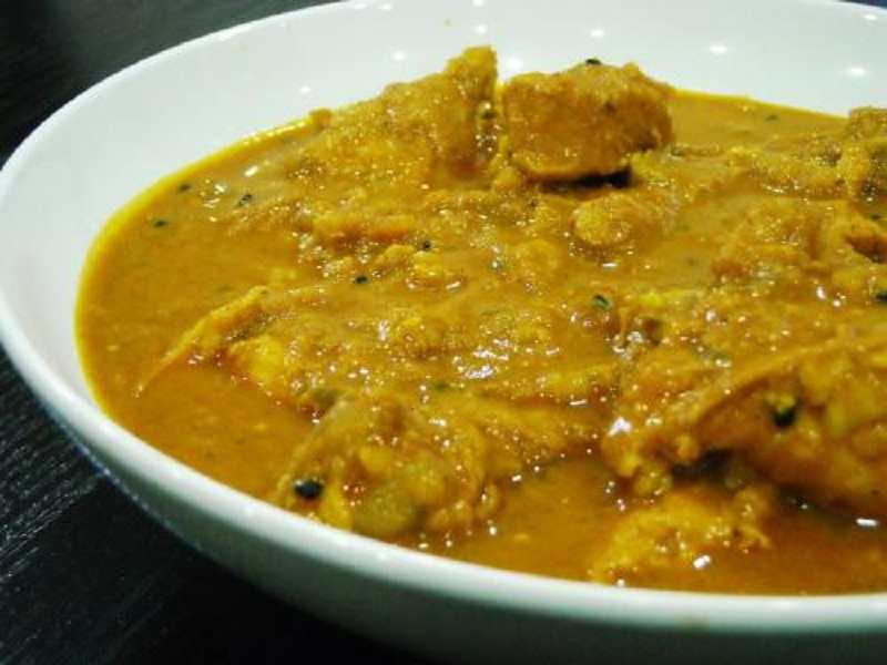 Madras Chicken Curry picture