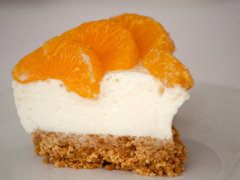 Mini Mandarin Cheesecakes picture