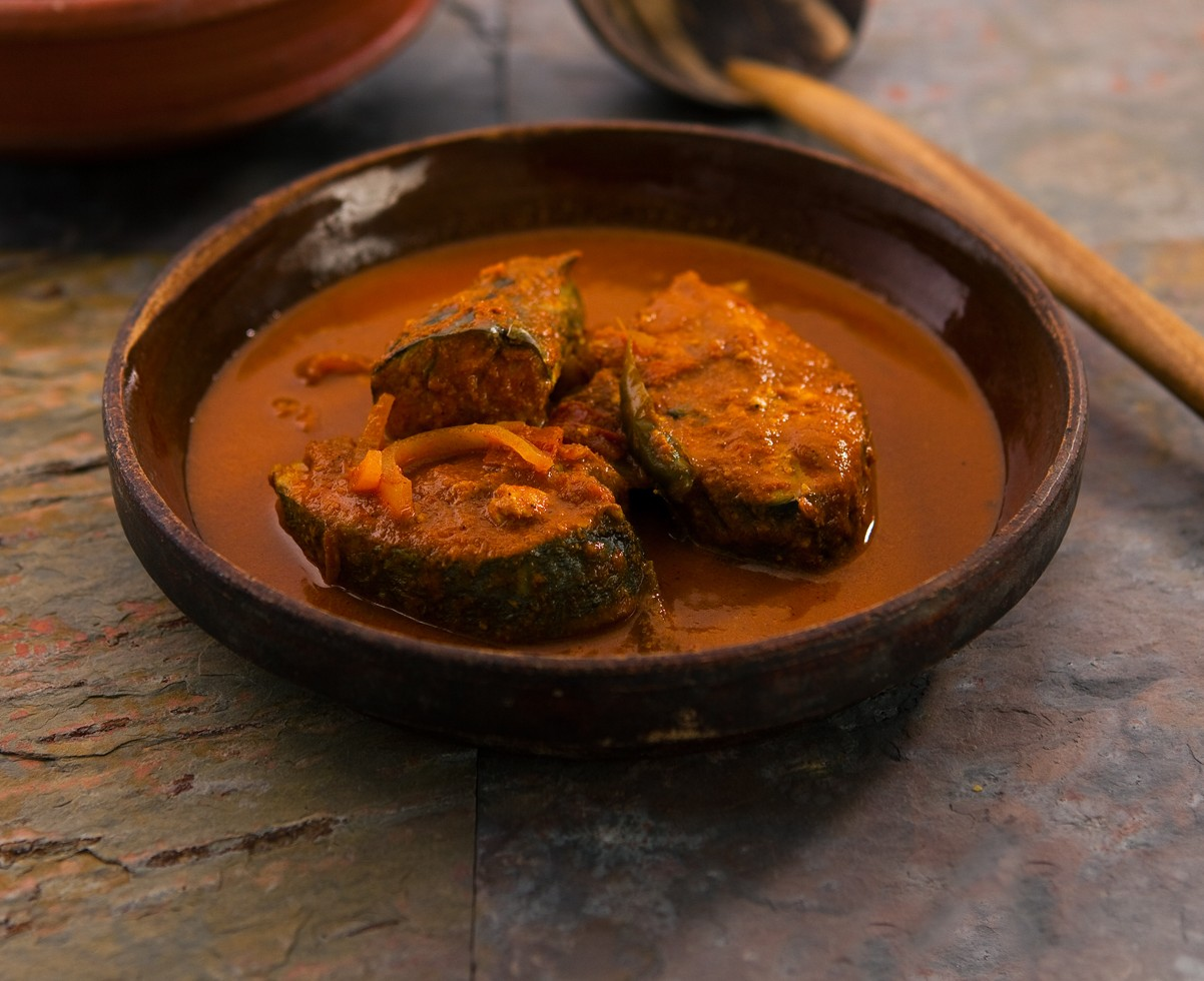 Manglorian Fish Curry- Mangalore Meen Kari picture