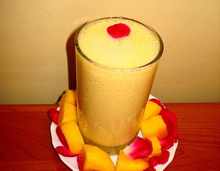Mango Milk Shake picture