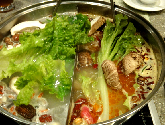 Peking Lamb Hotpot picture