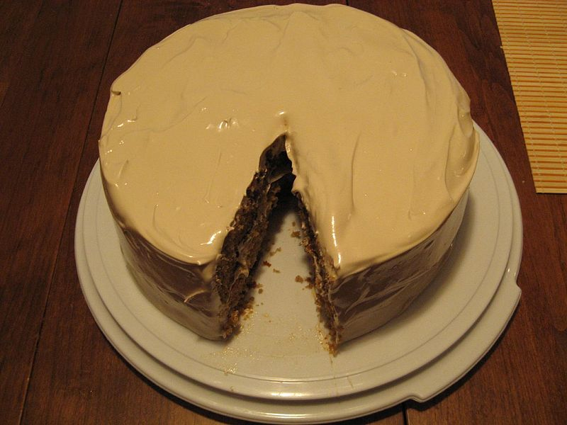 Maple Butter Icing picture