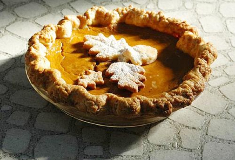 Maple Pumpkin Pie picture
