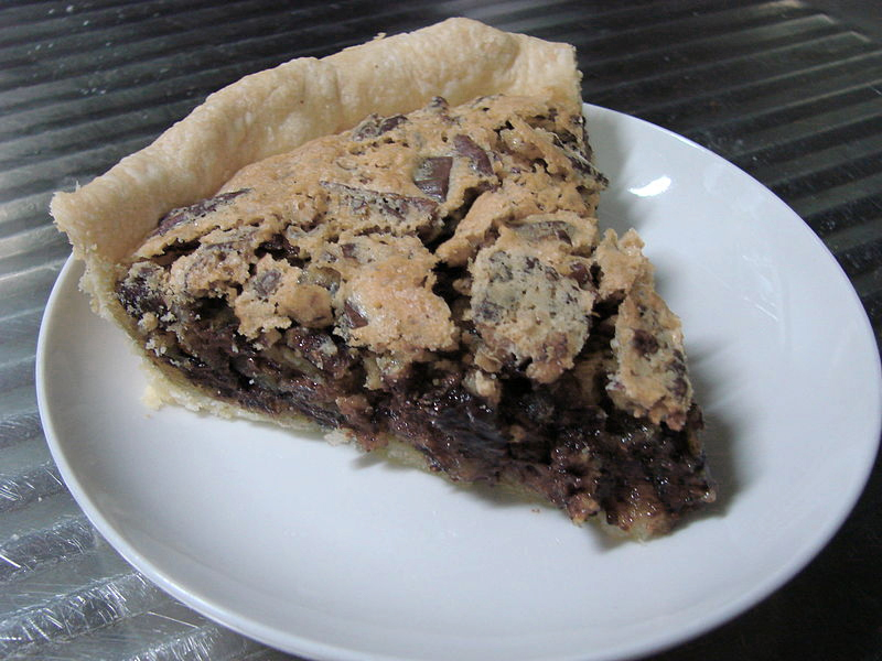 Maple Walnut Pie  picture