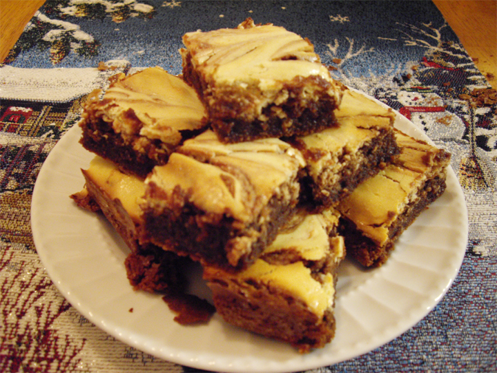 Marble Brownies picture