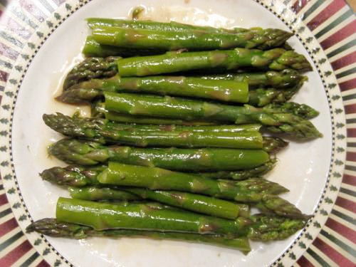 Marinated Asparagus picture