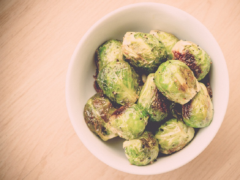 Marinated Brussels Sprouts picture