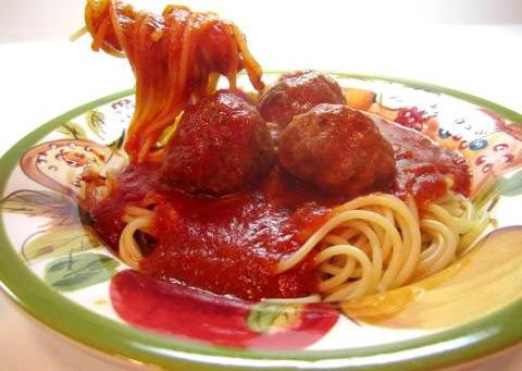 Meat Balls and Spaghetti picture