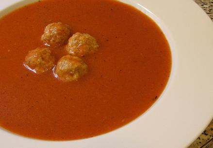 Meatball Soup picture