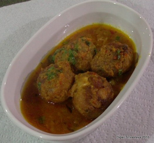 Chicken Kofta picture